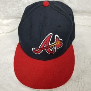 New Era 59Fifty Atlanta Braves Fitted Hat
